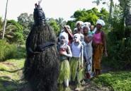 Les sociétés secrètes de la Sierra Leone marquent les corps et les esprits