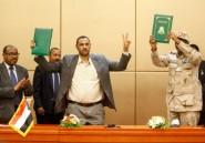 Au Soudan, le pouvoir civil formé le 18 août après des mois de contestation