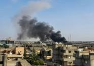 Libye: 42 civils tués dans un raid aérien sur une ville du sud