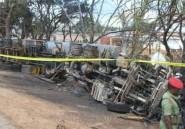 Tanzanie: le bilan de l'explosion d'un camion-citerne monte