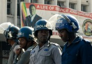 Zimbabwe: la police disperse violemment des opposants