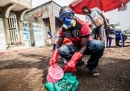 Ebola en RDC: deux premiers cas confirmés dans le Sud-Kivu