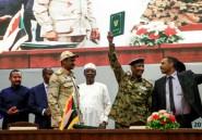 Principaux points de l'accord de transition au Soudan