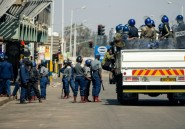 Zimbabwe: armée et police déployées en force