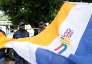 Afrique du Sud: la justice interdit d'arborer le drapeau de l'époque de l'apartheid