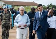 RDC: A Beni, Guterres promet la poursuite du soutien de l'ONU contre les groupes armés