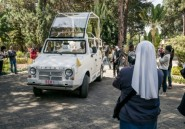 "A Madagascar, le pape François circulera en ""papamobile"" locale"