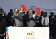 Mozambique: de la guerre civile