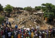Effondrement d'un immeuble au Mali: les recherches se poursuivent