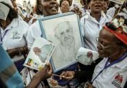 Le long périple d'un fidèle mozambicain venu voir le pape