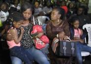"""Nigérians rapatriés d'Afrique du Sud: """"J'aurais pu mourir. Je me suis enfui"""""""