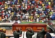 """L'ex-président Mugabe sera finalement enterré avec les """"héros"""" de la nation"""