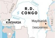 """RDC: 14 morts, bilan """"définif"""" d'un accident ferroviaire dans le sud-est"""
