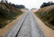 """Le """"train Bongo"""", la fragile ligne de vie du Gabon"""