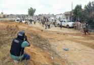 Journaliste en Libye, métier