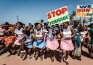 L'Afrique du Sud va renforcer la répression des violences faites aux femmes