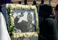 Zimbabwe: coup d'envoi de la cérémonie d'enterrement de Mugabe
