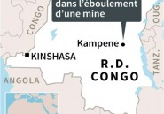 RDC: 21 morts dans l'éboulement d'une mine artisanale dans l'Est (nouveau bilan)