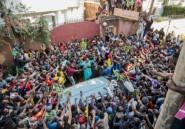 """A Yaoundé, les partisans de l'opposant Kamto célèbrent la libération de """"leur sauveur"""""""