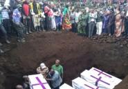 Attaque meurtrière au Rwanda: des rebelles présumés des FDLR présentés par la police