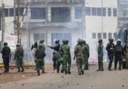 Guinée: les forces de l'ordre dispersent des rassemblements