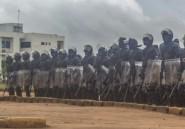 Togo: des policiers formés au maintien de l'ordre pour éviter les dérapages