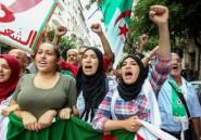 Algérie: bloqués la semaine passée, les étudiants manifestent