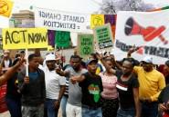 Les Africains peinent