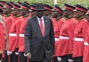 Le chef rebelle sud-soudanais Machar