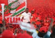 Au Mozambique, l'opposition appelle