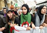 """Algérie: dans la rue, les étudiants réclament une """"justice indépendante"""""""