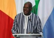 Burkina: un parti d'opposition suspendu pour avoir demandé la démission du président