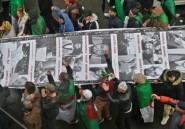 Algérie: manifestation massive contre la présidentielle