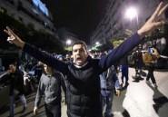 Algérie: 80 arrestations lors d'une manifestation nocturne (association)