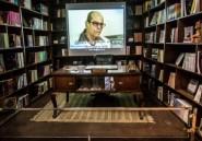 Au Caire, la mémoire vive de l'écrivain Naguib Mahfouz