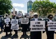 Zimbabwe: manifestation d'avocats contre les brutalités policières