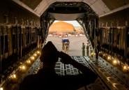 Retour en France des corps des 13 soldats tués au Mali,