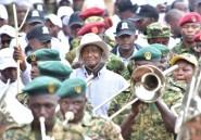 Ouganda: Museveni