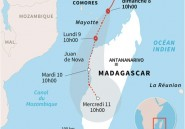 Madagascar: le cyclone Belna fait au moins 2 morts