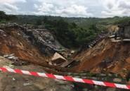 RDC: 24 morts dans l'éboulement d'une mine d'or en Ituri