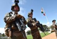 Macron en Côte d'Ivoire pour fêter Noël avec les troupes