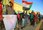 Les Soudanais dans les rues pour célébrer leur révolution