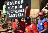 """Nouvelle Constitution en Guinée: l'opposition crie au """"coup d'Etat"""" institutionnel"""