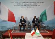 Economie et affaires militaire au programme de Macron