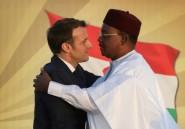 Macron et Issoufou tentent de mobiliser contre le jihadisme