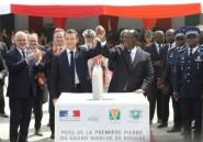 Sahel: Macron et le Nigérien Issoufou tentent de mobiliser contre le jihadisme