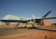 Mali: première frappe d'un drone français en opération