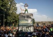 Moment de sport de l'année: Kolisi et l'Afrique du Sud au sommet