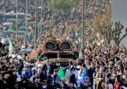 Algérie: le puissant général Ahmed Gaïd Salah enterré comme un chef d'Etat