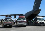 Un avion turc évacue des victimes de l'attentat de Mogadiscio
